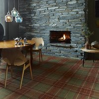 Abbeyglen Cavan Plaid wool Carpet