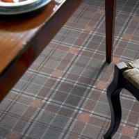 Abbeyglen Leitrim Plaid Wool Carpet